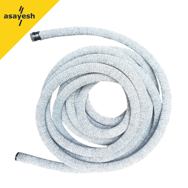 Automatic hose