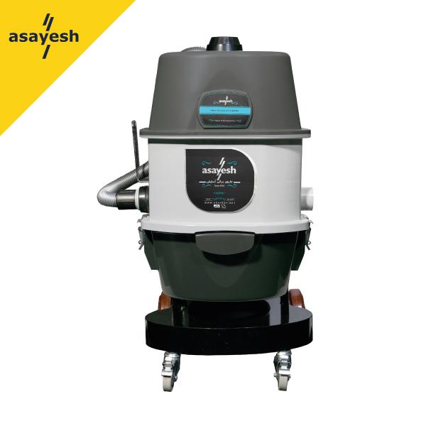 Portable vacuum cleaner (two motors)